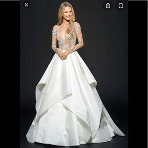 Collins by Hayley Paige Wedding Dress
